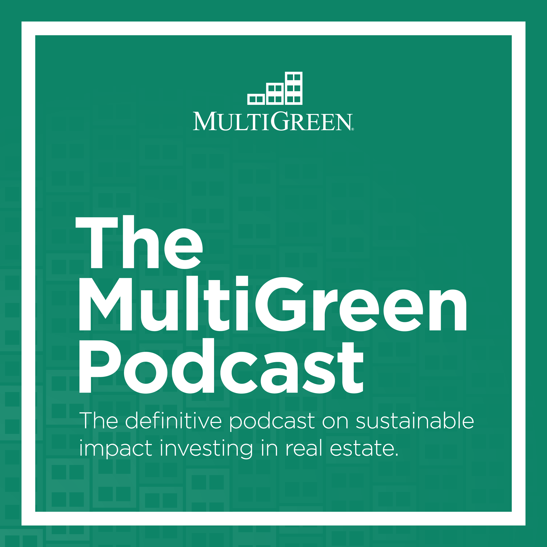 The MultiGreen Podcast show art