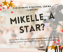 Artwork for Mikelle a Star?  Of course!