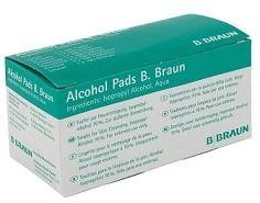 Braun Alcohol Pads