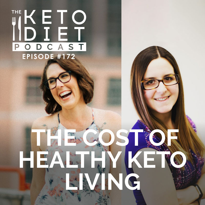 #172 The Cost of Healthy Keto Living with Dominique Chénard
