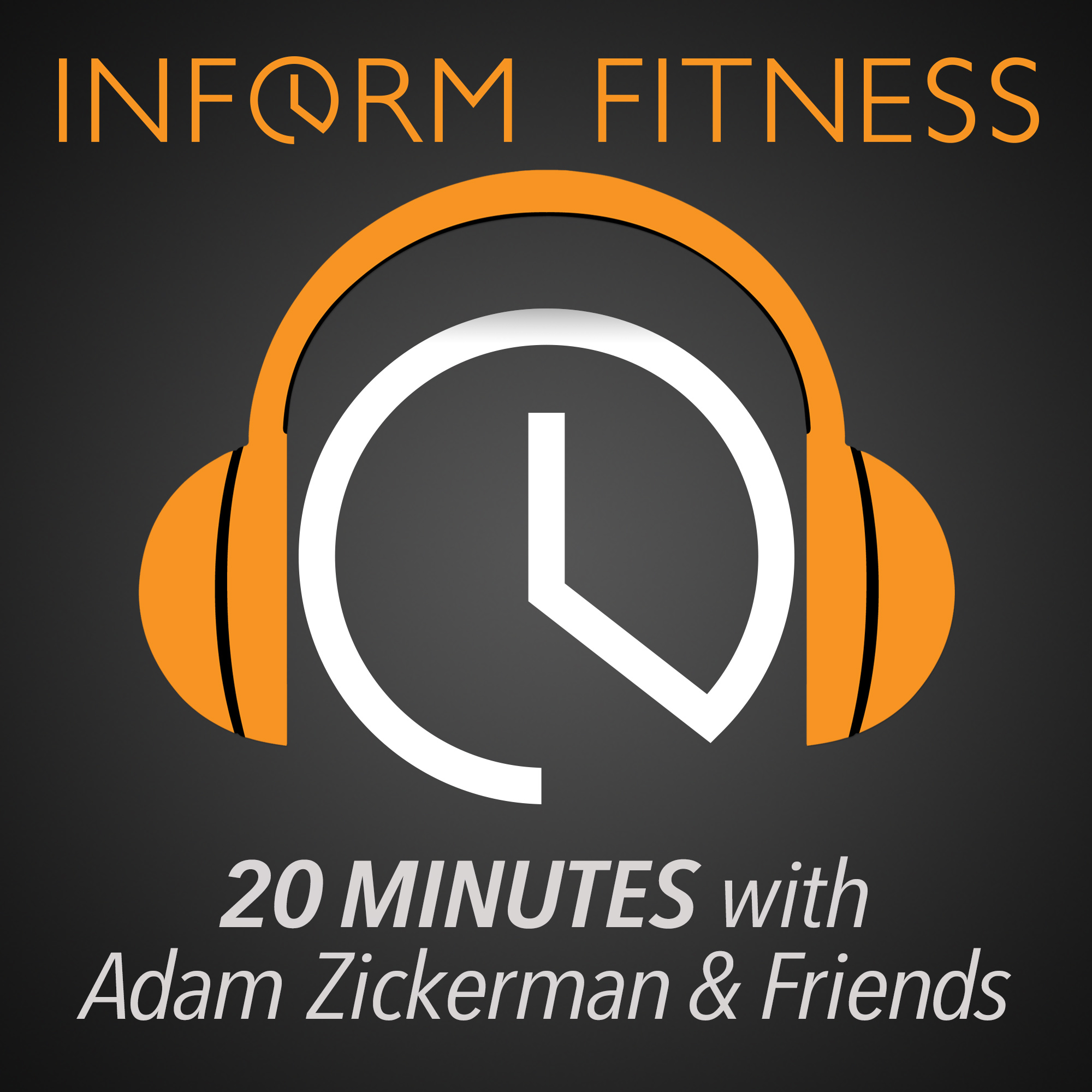 The InForm Fitness Podcast show art