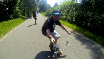 Artwork for Concrete Surfer Skateboards