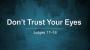 Artwork for Don't Trust Your Eyes (Dr. Chris Bonts)