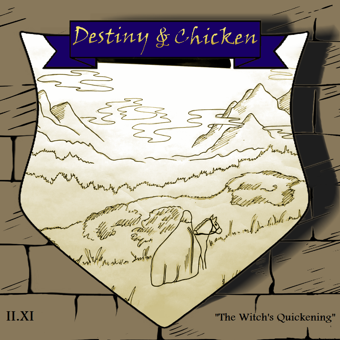 Episode II.XI - The Witch's Quickening