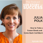 Artwork for Julia Polk: How to Take a Career Break and Come Back Confident