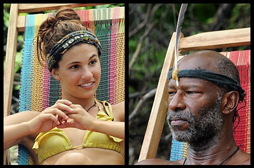 SFP Interviews:Natalie Tenerelli and Phillip Sheppard from Survivor Redemption Island