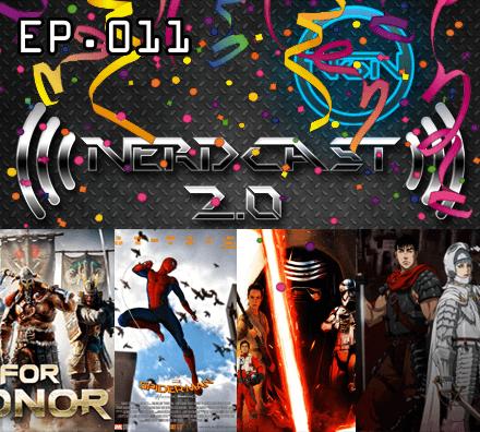 Nerdcast 2.0 Episode 011