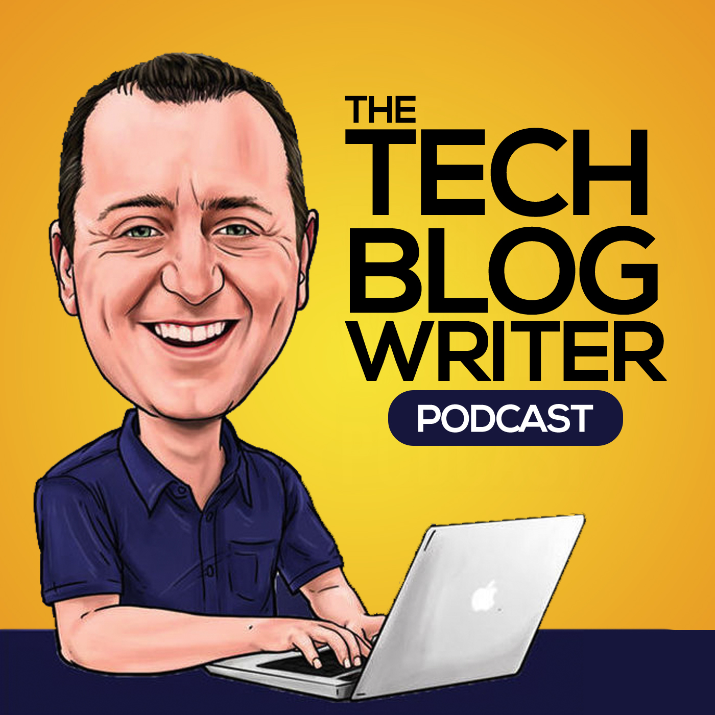 The Tech Blog Writer Podcast - Inspired Tech Startup Stories & Interviews With Tech Leaders, Entrepreneurs and Innovators  logo