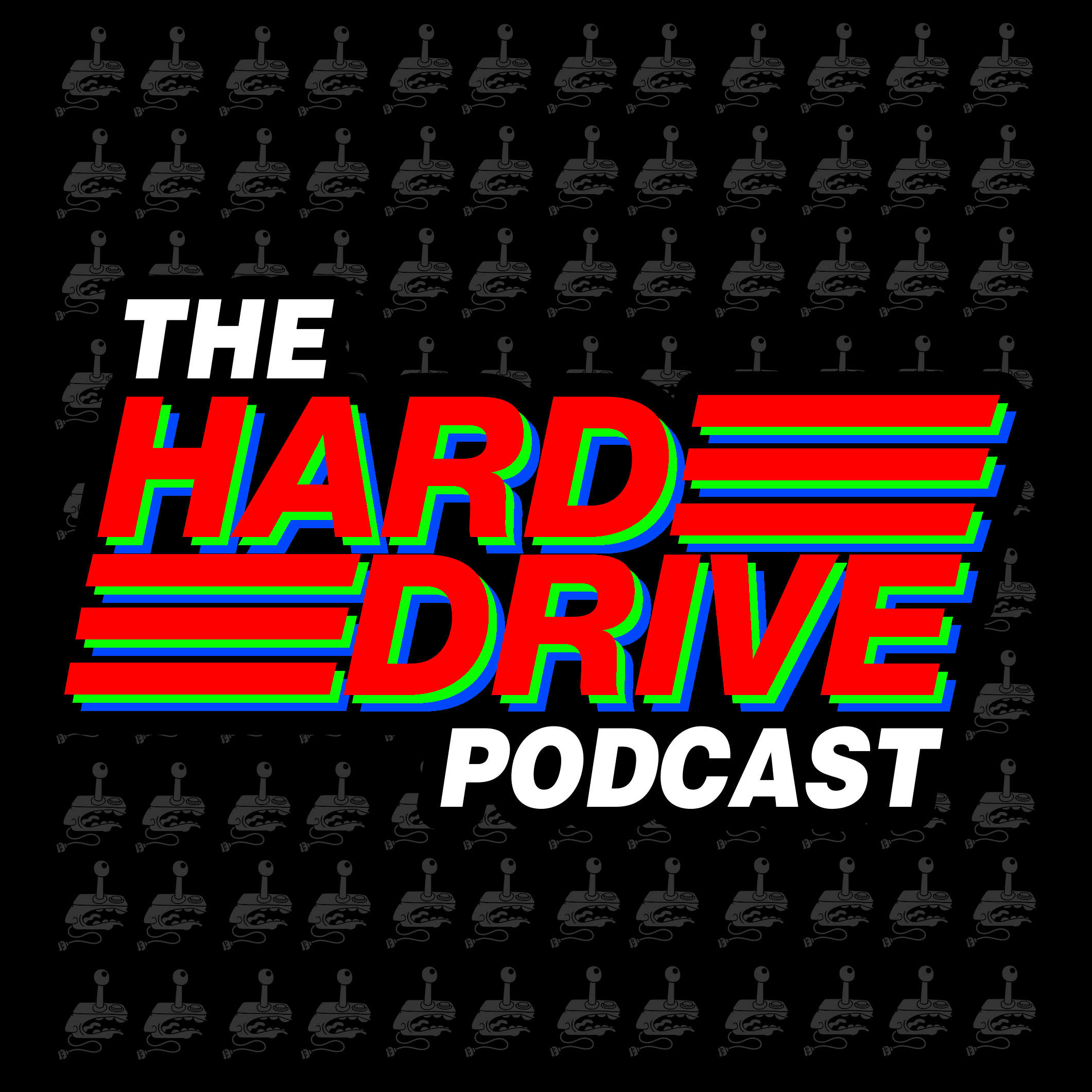 The Hard Drive Podcast show art