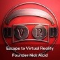 Artwork for Nick Alcid of Escape to Virtual Reality returns