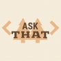 Artwork for #AskTHAT Live with Rizchel Dayao - React, Containers, Graph, and Microservices