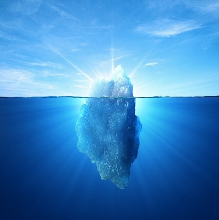 The Real Truth About You - The Iceberg Theory of dealing with your past