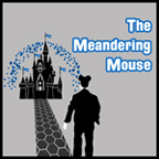 ep#37-TODAY I am at Disneyland Meanderings