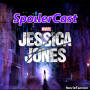 Artwork for SpoilerCast - Jessica Jones