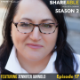 Artwork for S2E17: Jennifer Iannolo | No One is Coming...So Let's Get Empowered