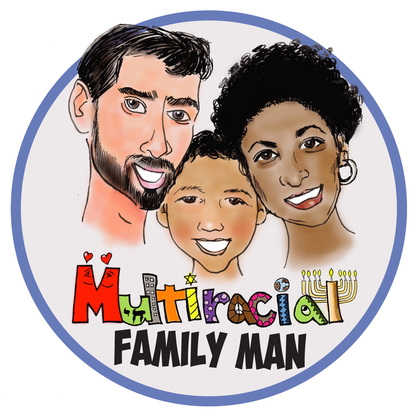 Artwork for Journalism & race, Jamaican heritage, and multiracial family life with L.A. Times Journalist, Michelle Maltais, Ep. 70