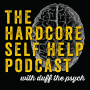 """Artwork for Episode 244: """"Accidental"""" Overdose & Becoming a Psychologist with Bipolar"""