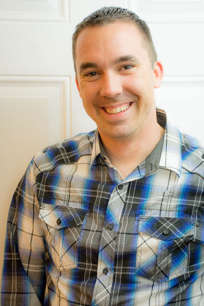 Sean Gilmore Headshot