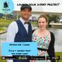 Artwork for Detour To Neverland - Episode 160   Julie & Andrew from The Disney Dinks