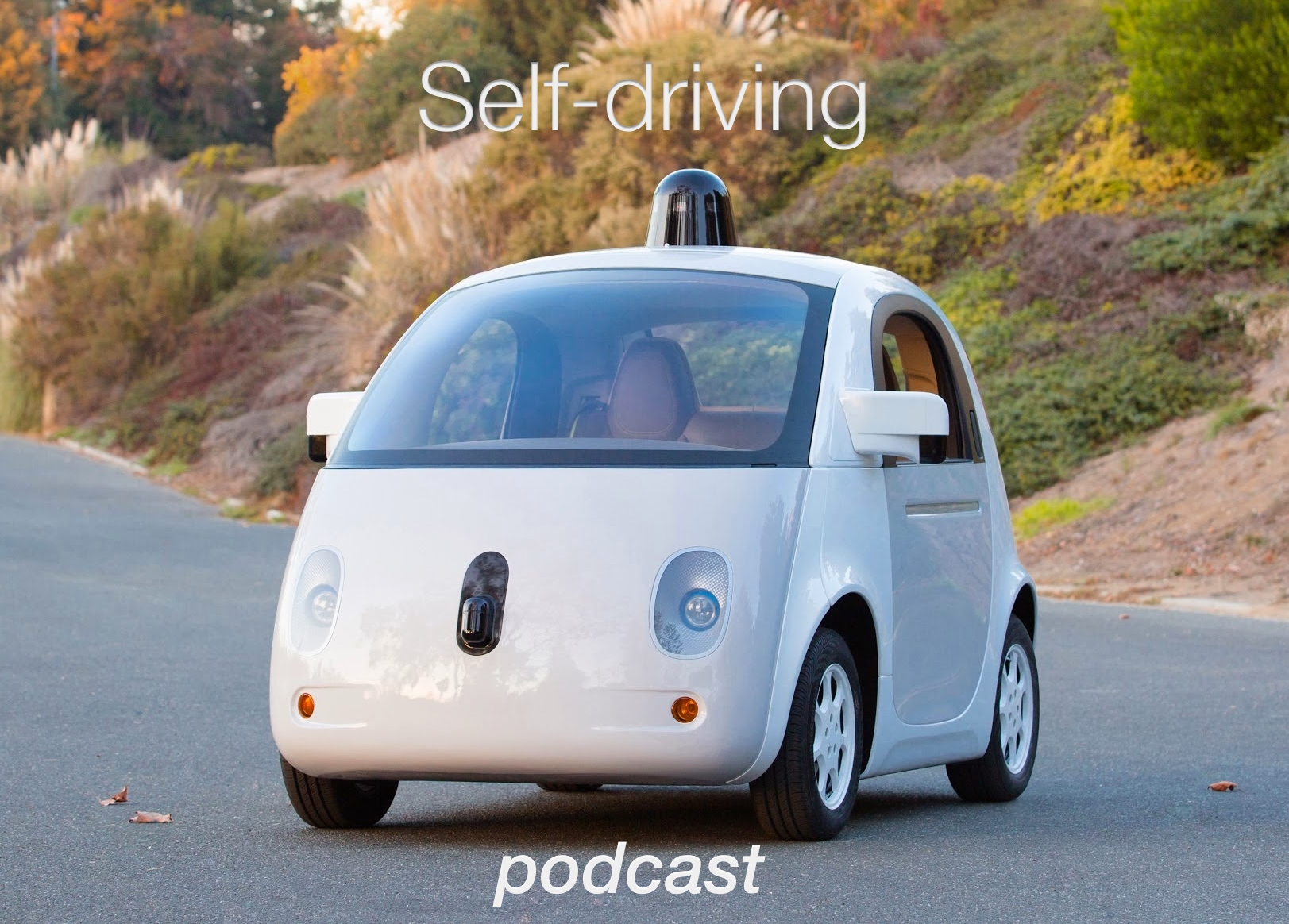 SyrupCast 33: Self-driving podcast