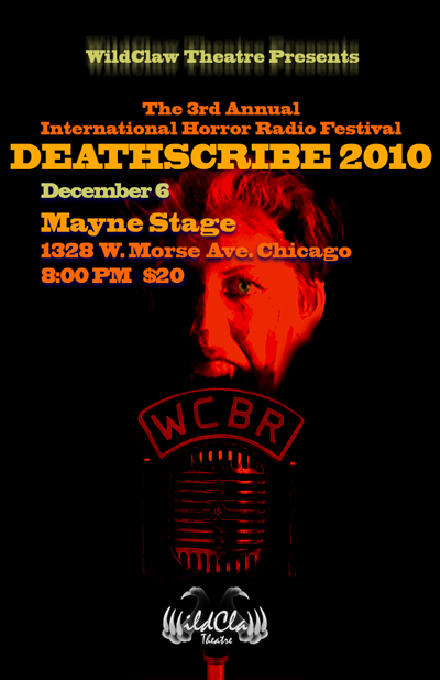 Episode 19 WildClaw Blood Radio Deathscribe 2010 Part One
