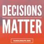 Artwork for Decisions Matter