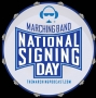 Artwork for 2017 National Signing Day Podcast for Marching Bands I