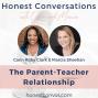 Artwork for Episode #16: The Parent-Teacher Relationship
