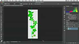 How To Use Bitmapped Images as Custom Brushes in Adobe Illustrator CC