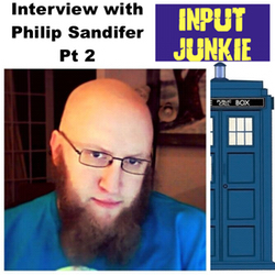 Pt 2 Philip Sandifer Interview by James Wylder