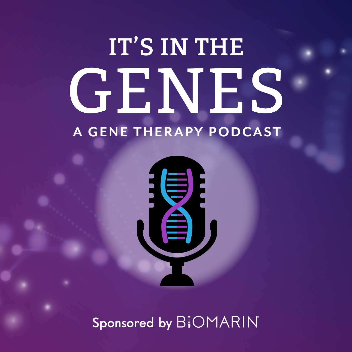 It's In The Genes: A Gene Therapy Podcast show art