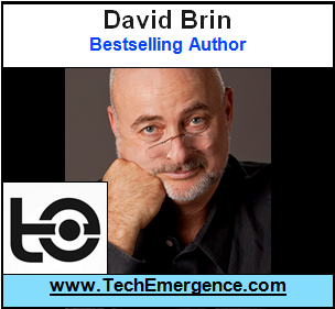 """Finding Quicksand"" - The Purpose of Fiction in Building a Better Future - with David Brin"