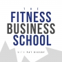 Artwork for Fitness Business School - 040 - Lessons from the Pandemic with Holly Rigsby