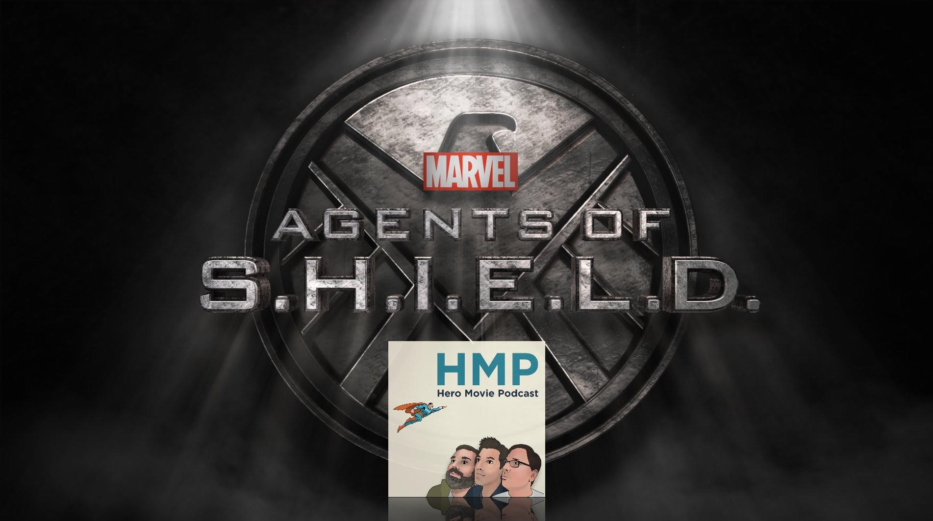 Episode 56- Marvel's Agents of S.H.I.E.L.D.