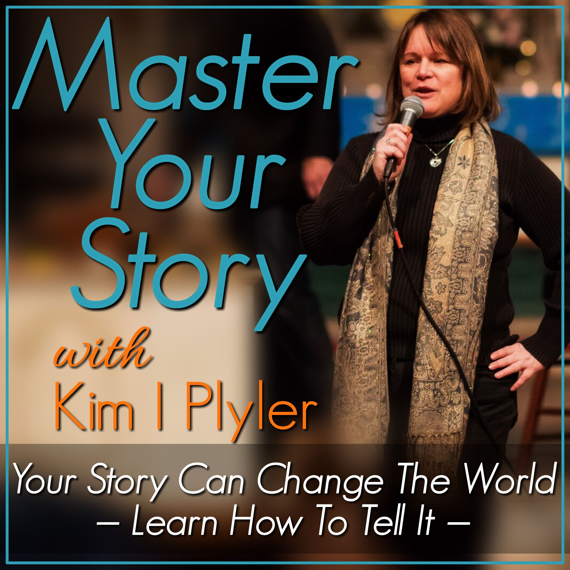 Master Your Story show art