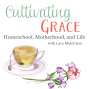 Artwork for Cultivating Grace with Dr. Marie-Claire Moreau