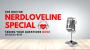 Artwork for #113 - The Dr. NerdLoveLine Special