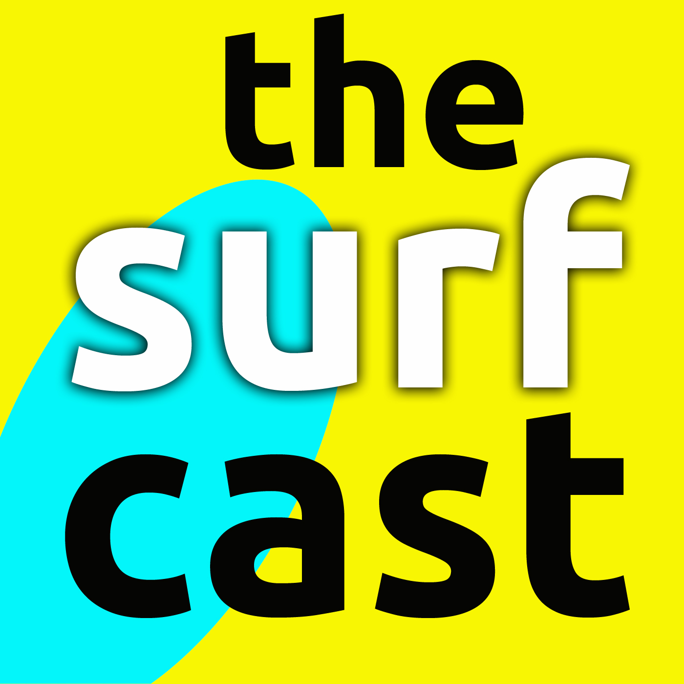 The Surf Cast show art