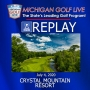 Artwork for Your Summer Golf Escape at Crystal Mountain