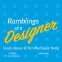 Artwork for Ramblings of a Designer - ep. 111- Jimmy Chang