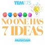 Artwork for TEM175: No one has seven ideas (TEM Short)