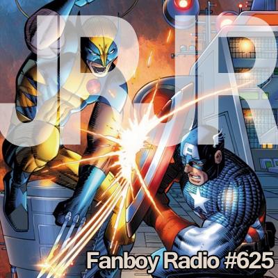 Fanboy Radio #625 - John Romita Jr.