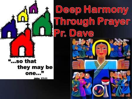 Deep Harmony through Prayer