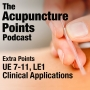 Artwork for Extra Points, Upper Extremity 7-11 and LE1, Acupuncture Points and Clinical Applications