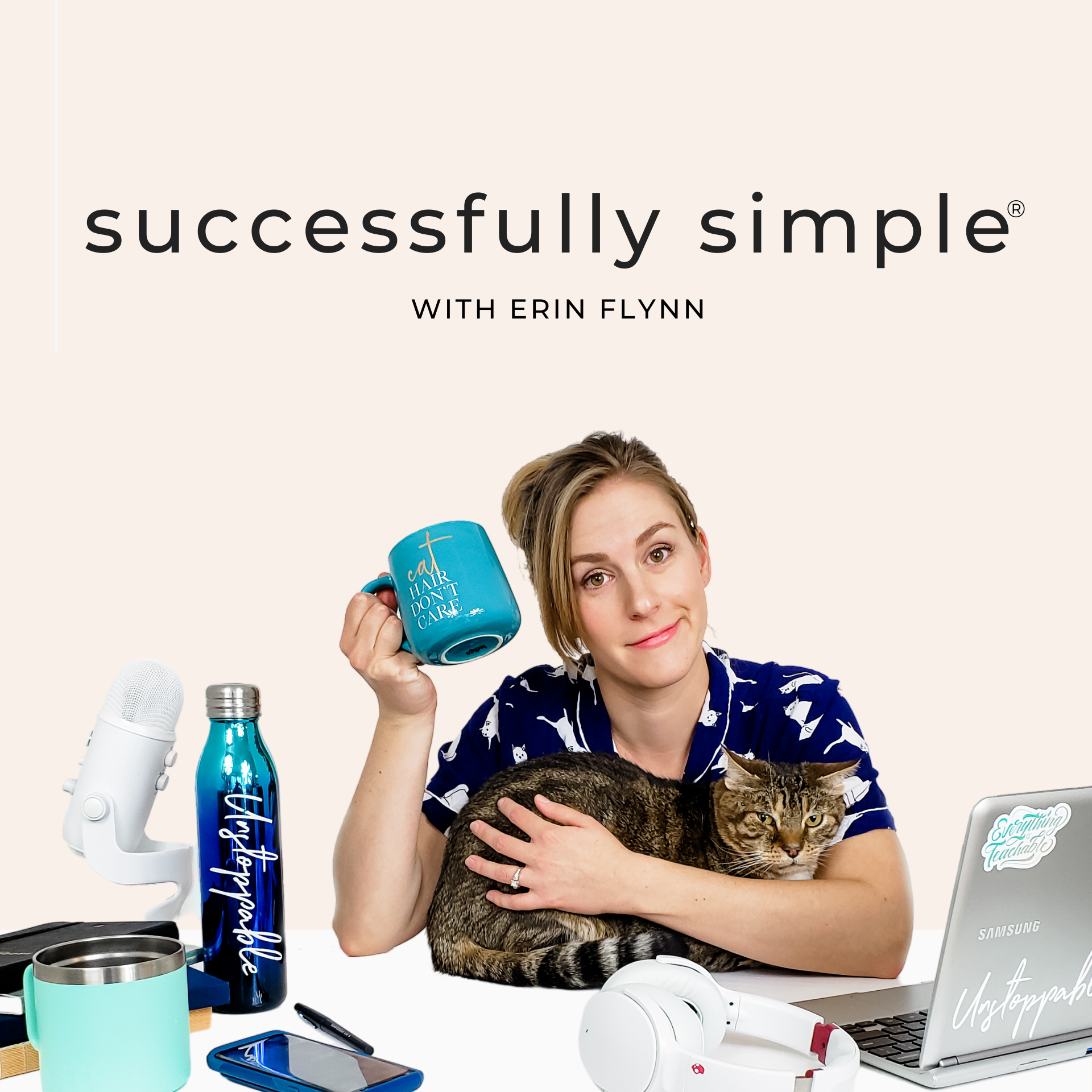 Successfully Simple® show art