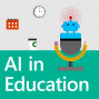 Artwork for Interview with Zanné van Wyk, leader of an education AI team