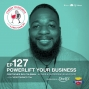 Artwork for Powerlift Your Business with Christopher Ray Coleman