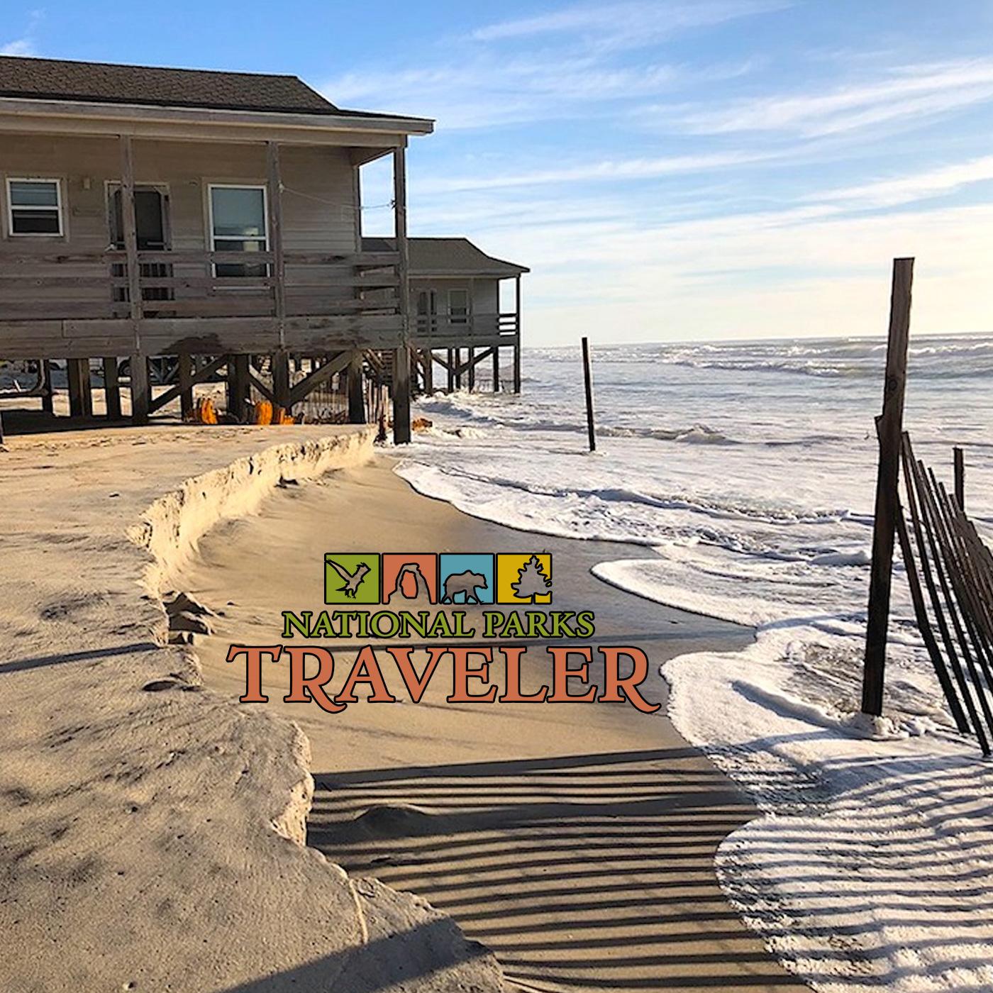 Artwork for National Parks Traveler: Sea Level Rise And National Parks, Great Sea Kayaking Park Destinations