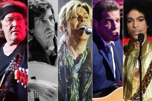 The Late Rock Stars Of 2016-Vinyl Schminyl Radio Hour