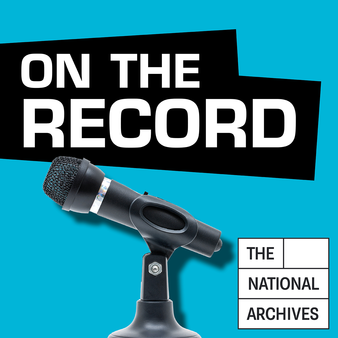On the Record at The National Archives show art